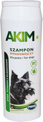 PESS Szampon owadobójczy Akim - 200ml 1