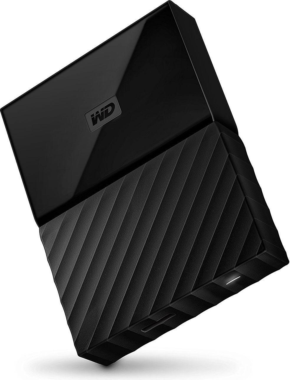 Dysk zewnętrzny Western Digital HDD My Passport 3 TB Czarny (WDBYFT0030BBK-WESN) 1