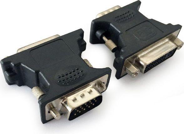 Adapter AV Gembird VGA - DVI-A M/F (A-VGAM-DVIF-01) 1