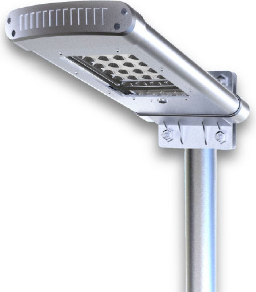 PowerNeed Solarna lampa LED z PIR (SSL01) 1
