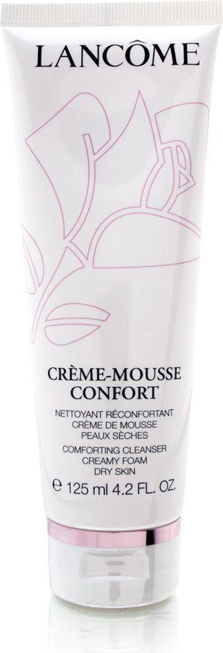 LANCOME Creme Mousse Confort Pianka oczyszczająca do twarzy 125ml 1