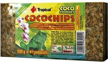 Tropical Cocochips Tropical 500g 1