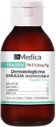 Bielenda Dr Medica Trądzik Emulsja do oczyszczania twarzy,pleców i dekoltu 250 ml 1
