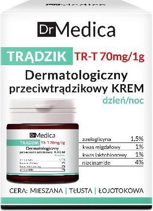 Bielenda Dr Medica Trądzik Krem przeciwtrądzikowy na dzień i noc 50 ml 1