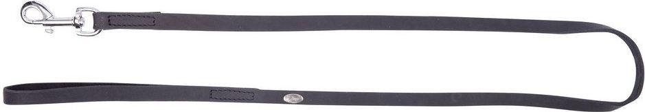 Dingo Pojedyncza szyta 2.0/120cm Czarna (11302) 1