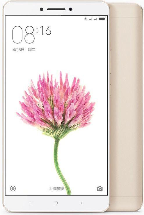 Smartfon Xiaomi 32 GB Dual SIM Złoty  (UMI Mi Max 32GB Gold) 1