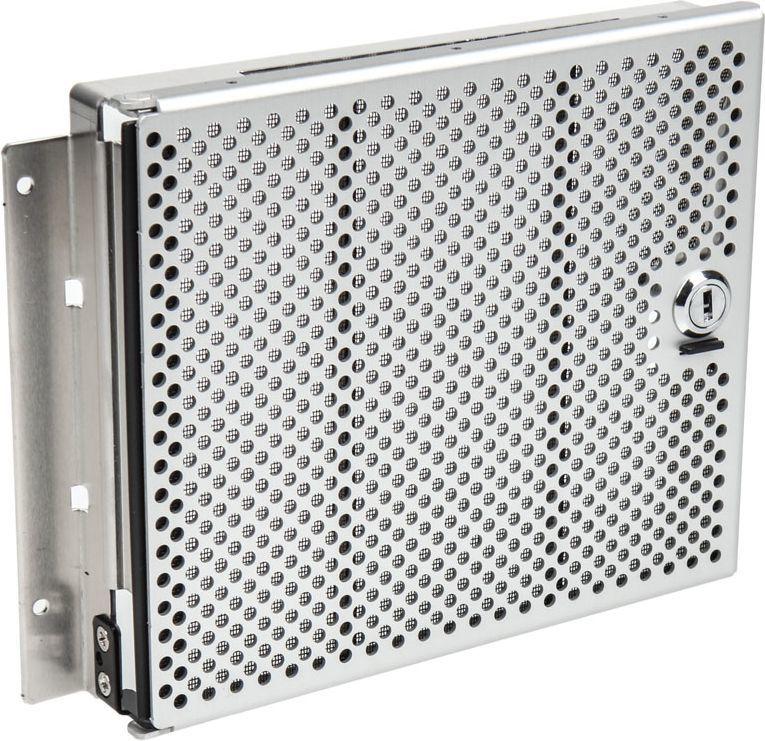 """Lian Li Przednie drzwiczki z filtrem, 3x 5.25"""", srebrne (BZ-503A) 1"""