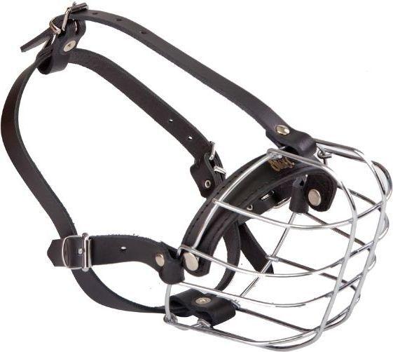 Dingo Kaganiec metalowy z wkładką plastikową Bokser suka - nr 8a 1