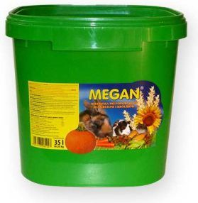 Megan Pokarm dla gryzoni 35 l/19,25kg - ME6 1