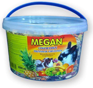 Megan Owocowy przysmak gryzonia 3 l/1110g 1