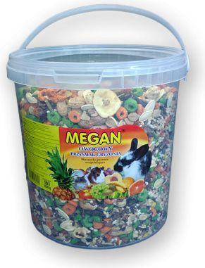 Megan Owocowy przysmak gryzonia 10 l/3,7kg - ME48 1
