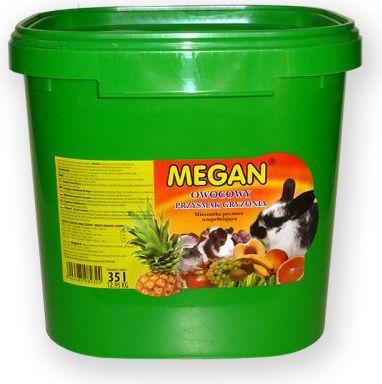 Megan Owocowy przysmak gryzonia 35 l/12,95kg - ME47 1
