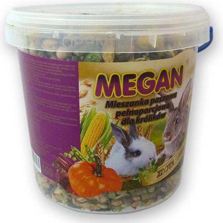 Megan Naturalny pokarm dla królika 1 l/500g - ME38 1