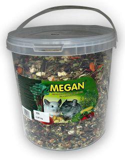 Megan Pokarm dla szynszyli 10 l/3,05kg - ME78 1