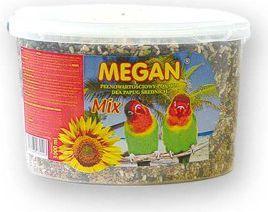 Megan Pokarm dla średnich papug - 3l 1