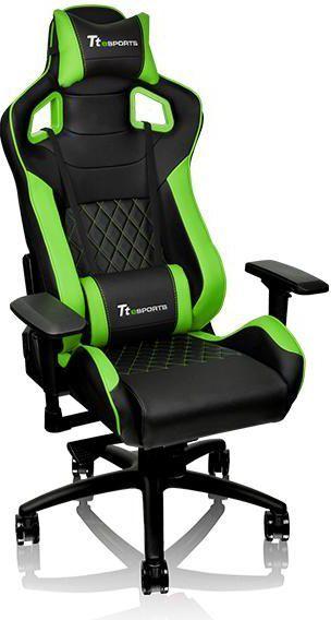 Fotel Ttesports GT-Fit Zielony (GC-GTF-BGMFDL-01) 1