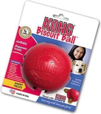 KONG Biscuit Ball Small [jm.szt.] - BB3E 1