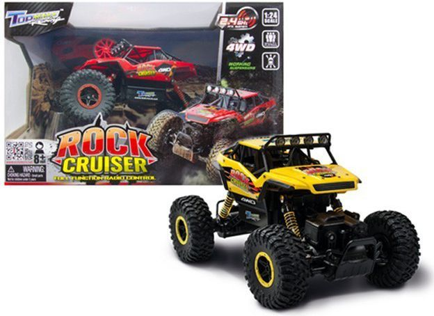 Brimarex 1:24 RC Rock Cruiser 4x4 - 0844981 1