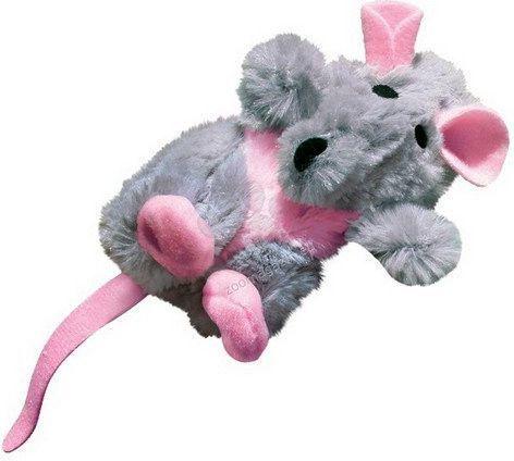 KONG Cat Toy Szczur z kocimiętką [jm.szt.] - NR45E 1