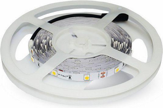Taśma LED V-TAC SMD3528 5m 60szt./m 3.6W/m 12V  (3800230621153) 1