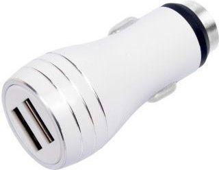 Ładowarka Libox 2x USB 2.4A Biały (LB0058) 1
