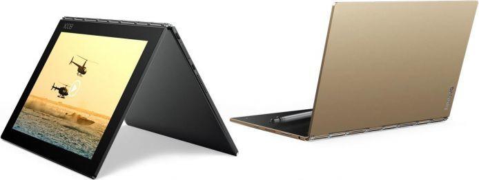"""Tablet Lenovo 10.1"""" 64 GB 4G LTE Złoty  (ZA0W0015PL) 1"""