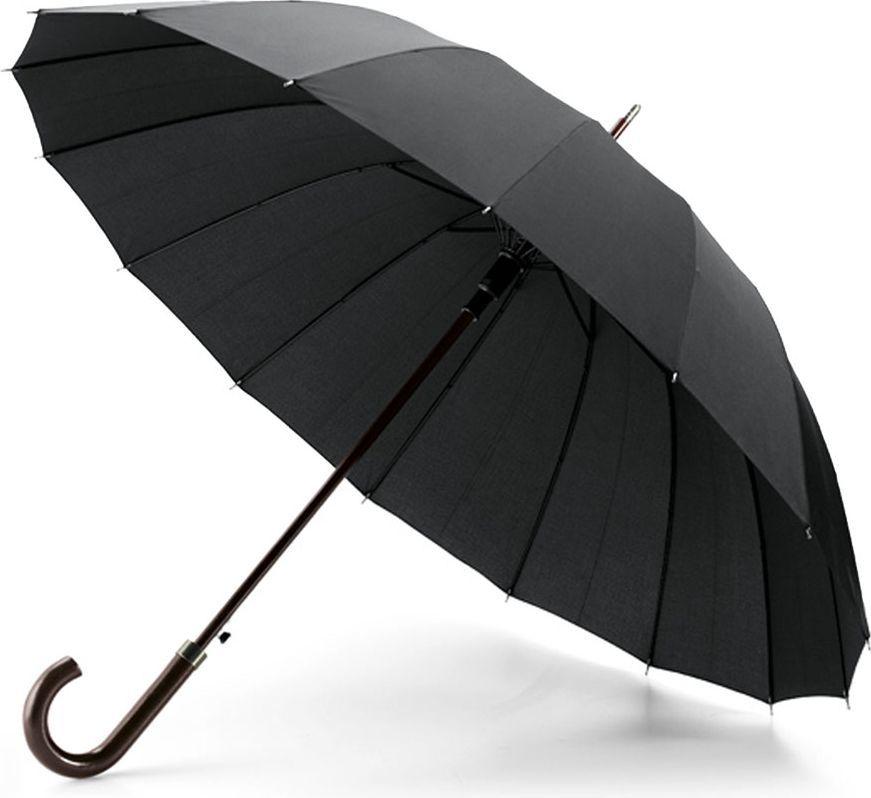 Esperanza Parasol automatyczny prosty - LONDON - czarny 1