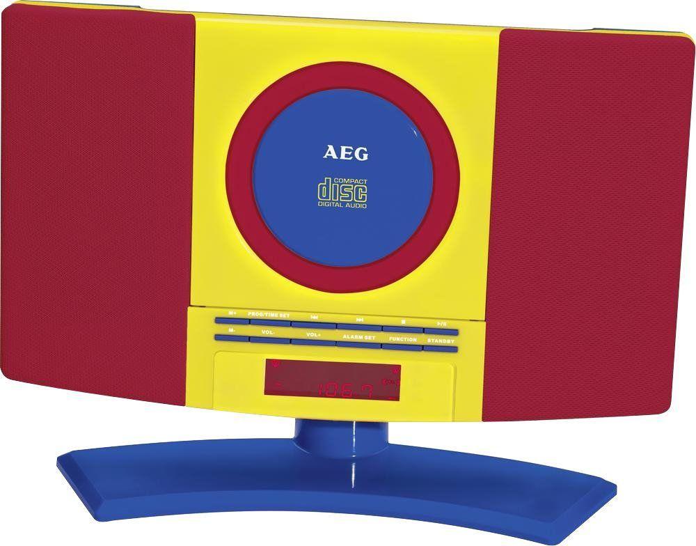 Wieża AEG MC 4464 1