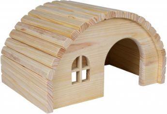 Trixie Domek dla świnki morskiej, drewniany,29×17×20 cm 1