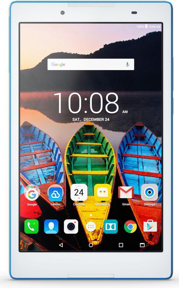 """Tablet Lenovo 8"""" 16 GB Biało-niebieski  (ZA170117PL) 1"""