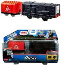 Fisher Price Thomas lokomotywki bohaterowie (BMK88/BMK91) 1