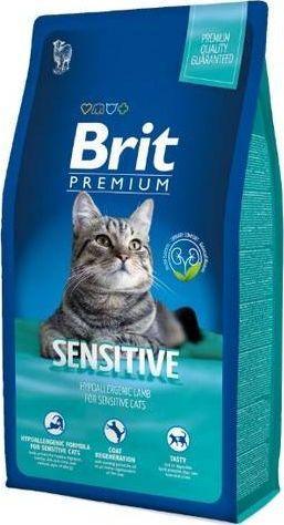 Brit Premium Cat Sensitive 8kg 1