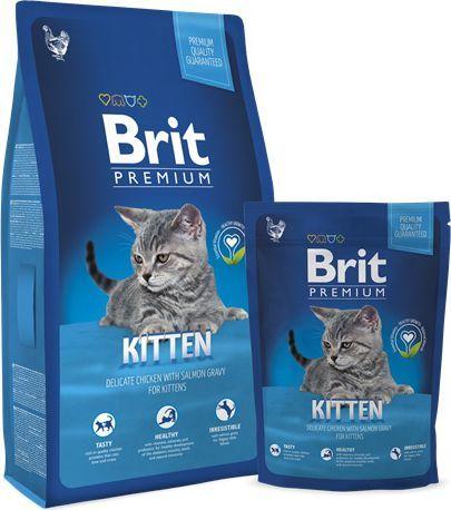 Brit Premium Cat Kitten 800g 1