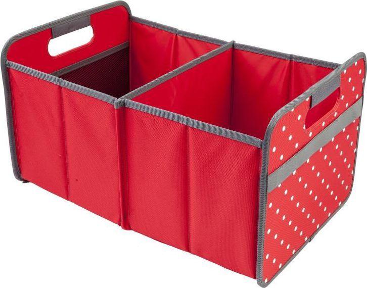 Meori Wielofunkcyjny rozkładany Box, Klasyczny, Duży, Czerwony w kropki (A100021) 1