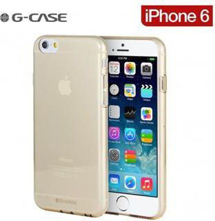 Moxie UltraSlim TPU dedykowane do iPhone 6 (GCASEIP6SKINGOLD) 1