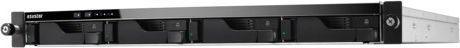 Serwer plików Asustor Asustor AS6204RS sieciowy serwer plikow NAS 1U Rack, 4-dyskowy - AS6204RS 1