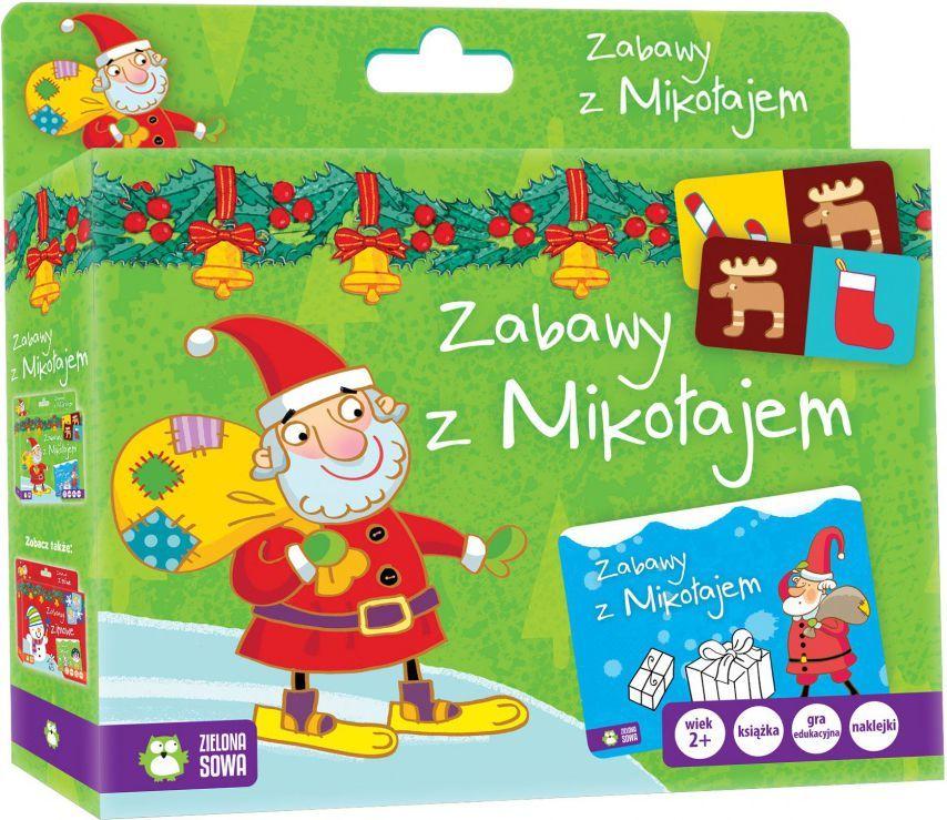 Zielona Sowa Zabawy z Mikołajem 1