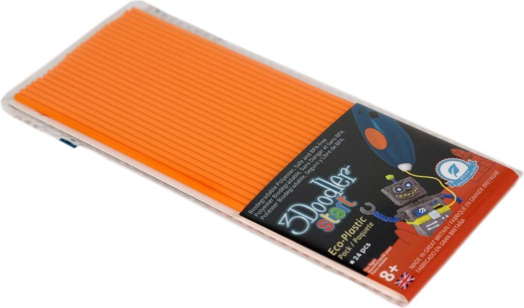 3Doodler 3Doodler Wkład jednokolorowy Pomarańczowy (DODECO06) 1