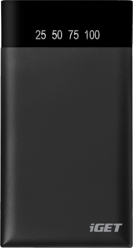 Powerbank iGET 5000 mAh, czarny (B-5000) 1