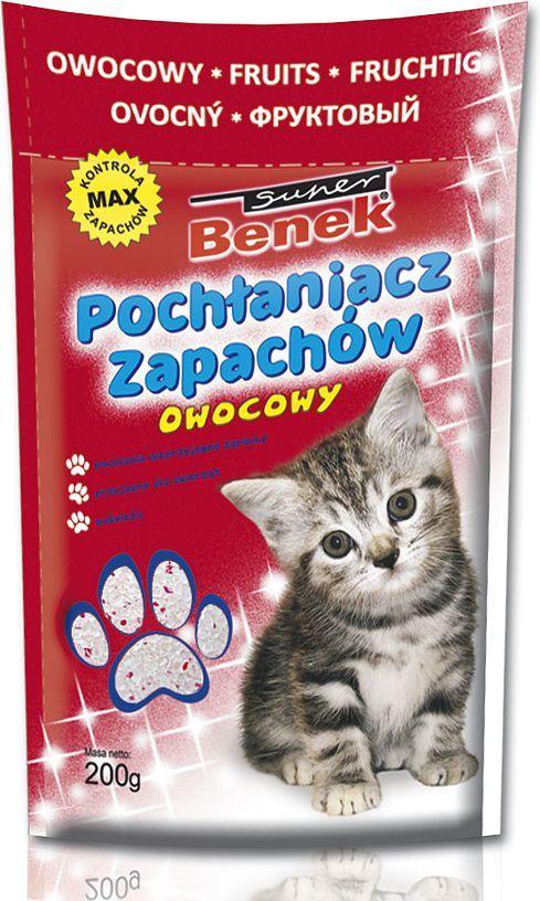 Super Benek Pochłanaicz zapachów Super Benek Owocowy - 200g 1