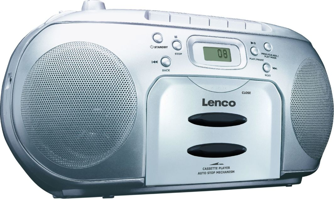 Radioodtwarzacz Lenco SCD-420 1
