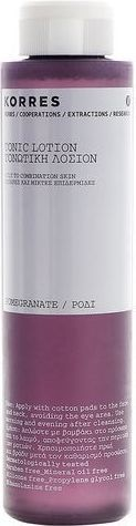 Korres Pomegranate Tonic Lotion tonik z wyciągiem z granatu do skóry mieszanej i tłustej 200ml 1