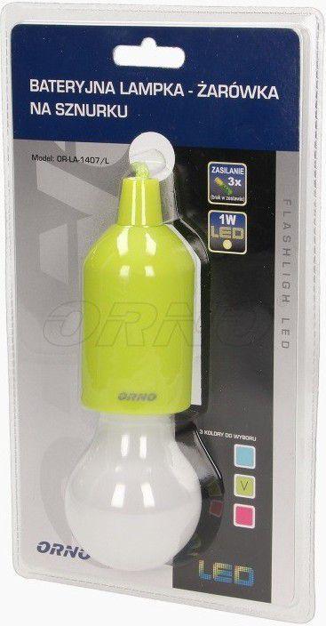 Orno Bateryjna LED na sznurku (ORNO LA-1407/L) 1