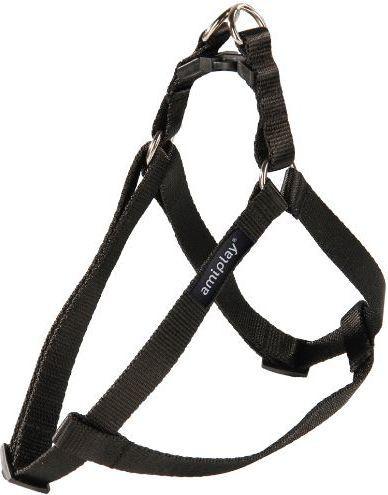 Ami Play Szelki regulowane Basic M 30-55 [c, d] x 1,5cm Czarny 1