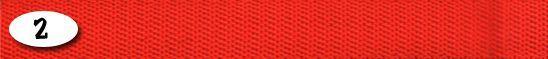 Ami Play Smycz Basic XL 150 x 2,5cm czerwony 1