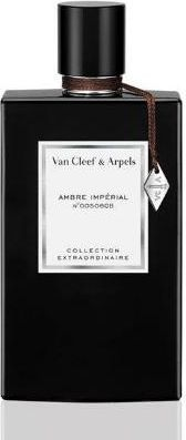van cleef & arpels collection extraordinaire - ambre imperial