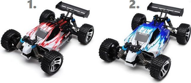 WL TOYS High Speed Buggy (WL/A959) 1
