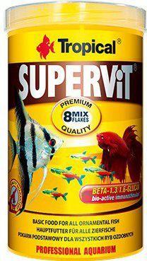 Tropical Supervit pokarm wieloskładnikowy dla ryb 100ml/20g 1