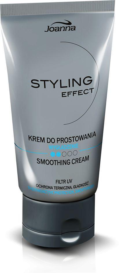 Joanna Krem wygładzający do prostowania włosów - NATURALNY 200 g 1