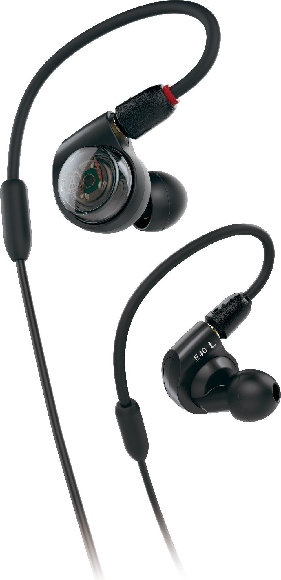 Słuchawki Audio-Technica ATH-E40 1